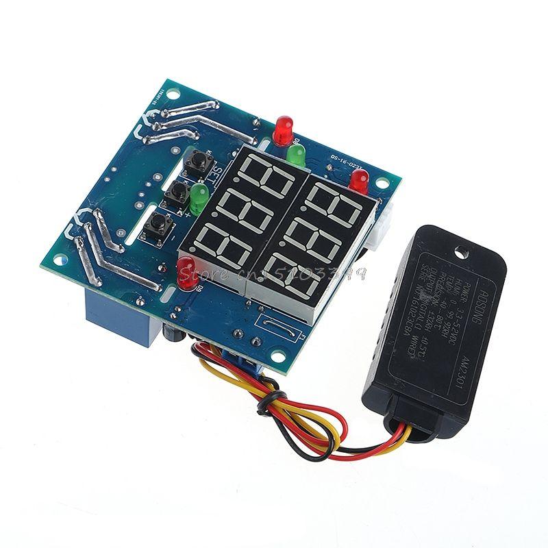 AC//DC 12V Digital Intelligent Temperature and Humidity Control Controller Module