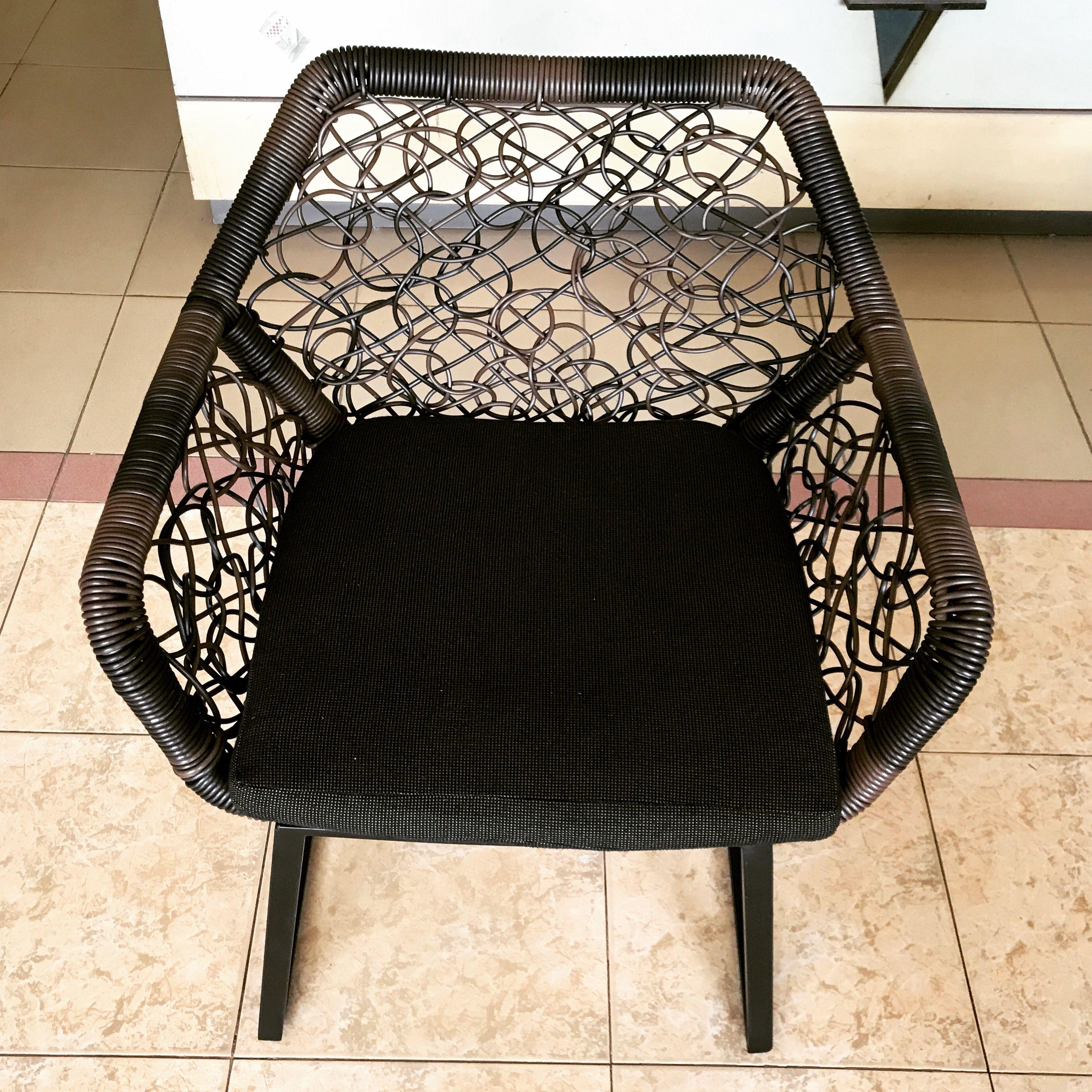 Starbuck Wicker Chair Made Vietnam From Mekongdecor