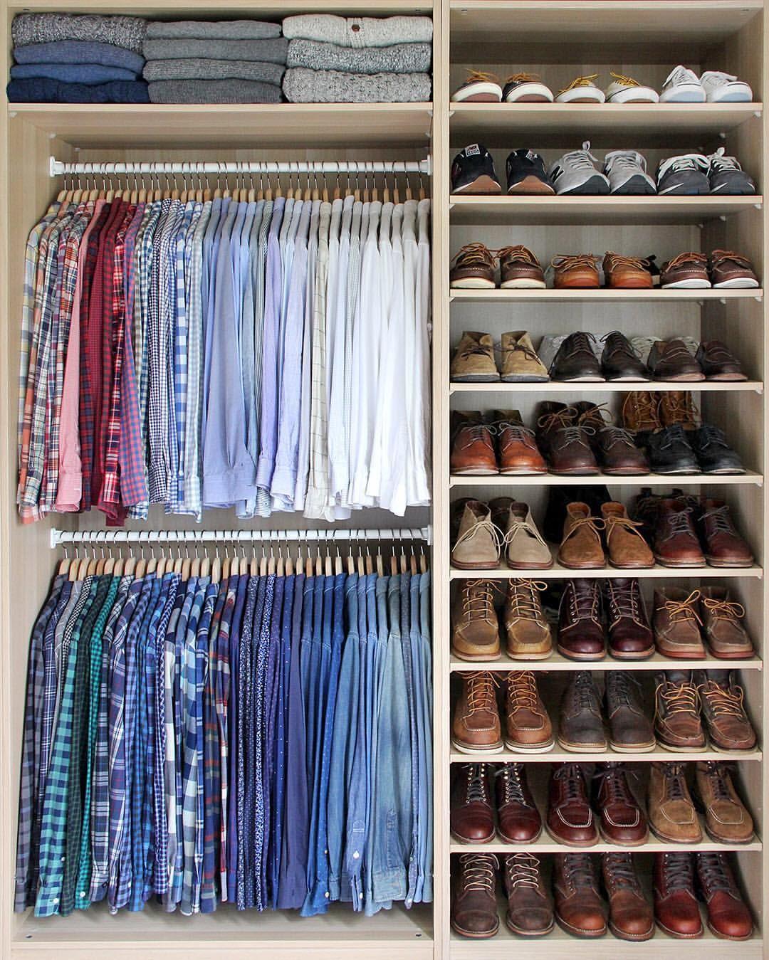Best ideas about Man Closet 24 Pin
