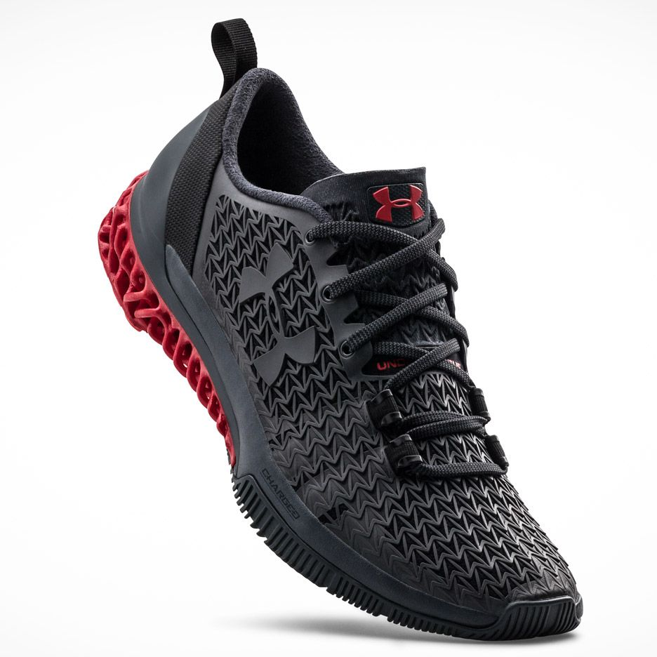 new arrival 2d796 3dae8 3D-printed trainer designed by Under Armour