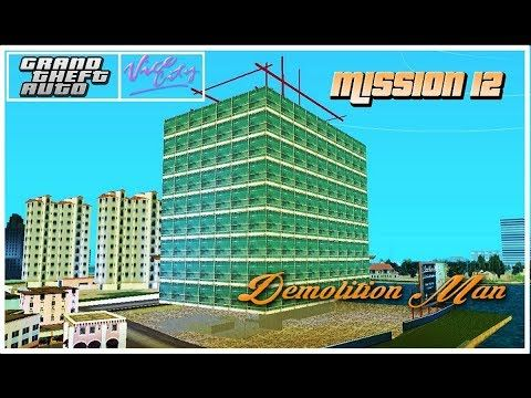 gta vice city android save game demolition man
