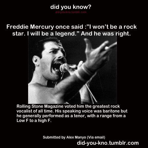 Freddie mercury #freddiemercuryquotes