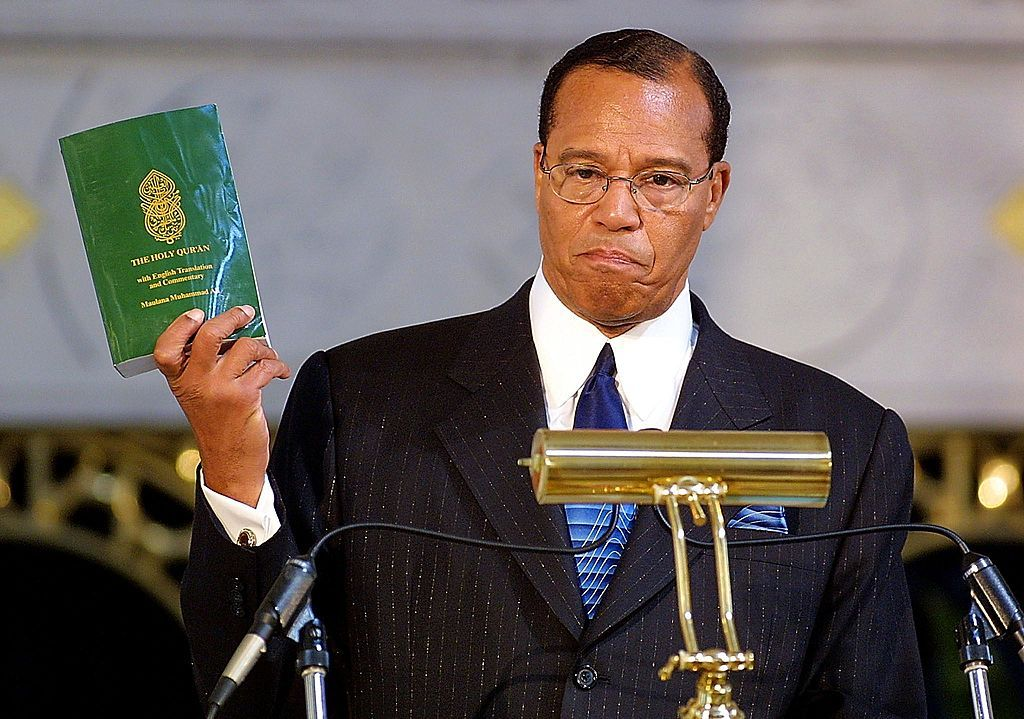 Pin on The Honorable Minister Louis Farrakhan