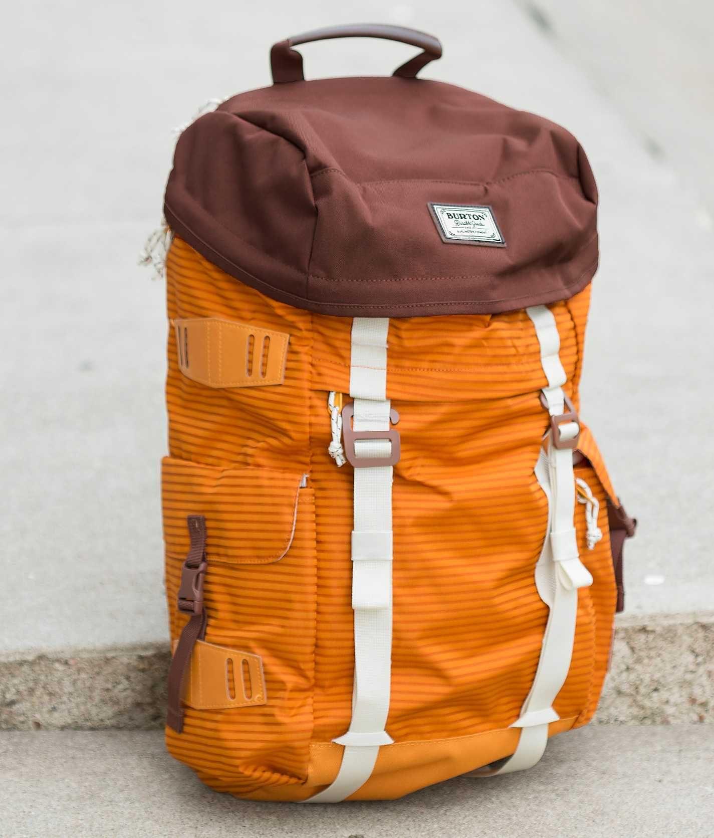burton backpack orange - Cerca amb Google   Outstanding Fashion ...
