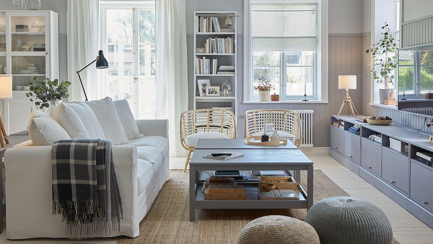 A gallery of living room inspiration   Ikea living room, Ikea ...