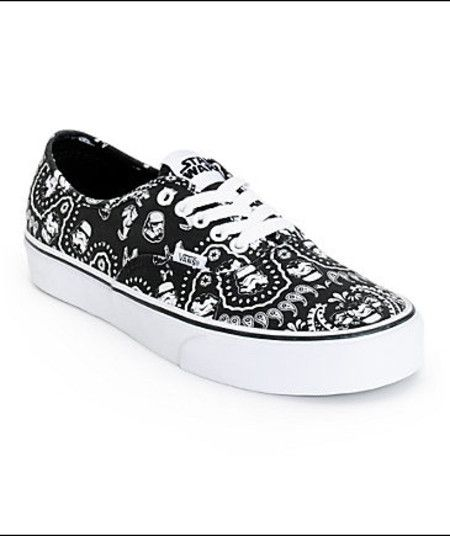 e7db67c4b9 Star Wars x Vans Authentic Stormtrooper Bandana Shoes - One Way Shop ...