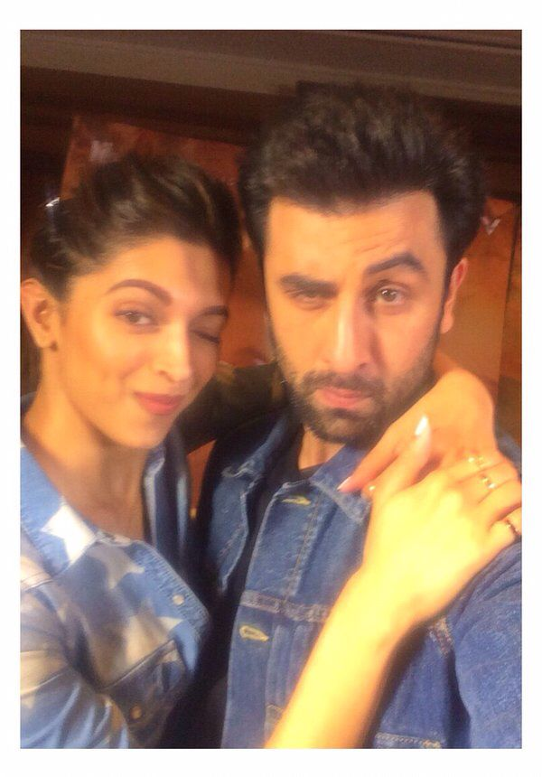 Ranbir sways Deepika off her feet in this special #Tamasha ...
