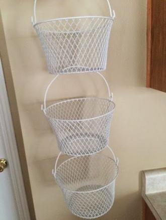 59 Best Ideas For Craft Organization Ideas Dollar Tree Baskets #dollartreecrafts