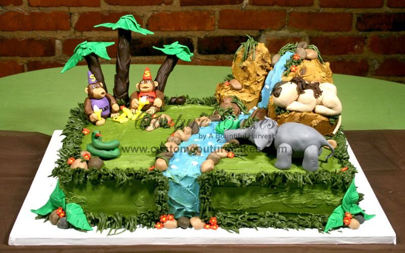 No Fondant Required Which Is A Plus With Images Jungle