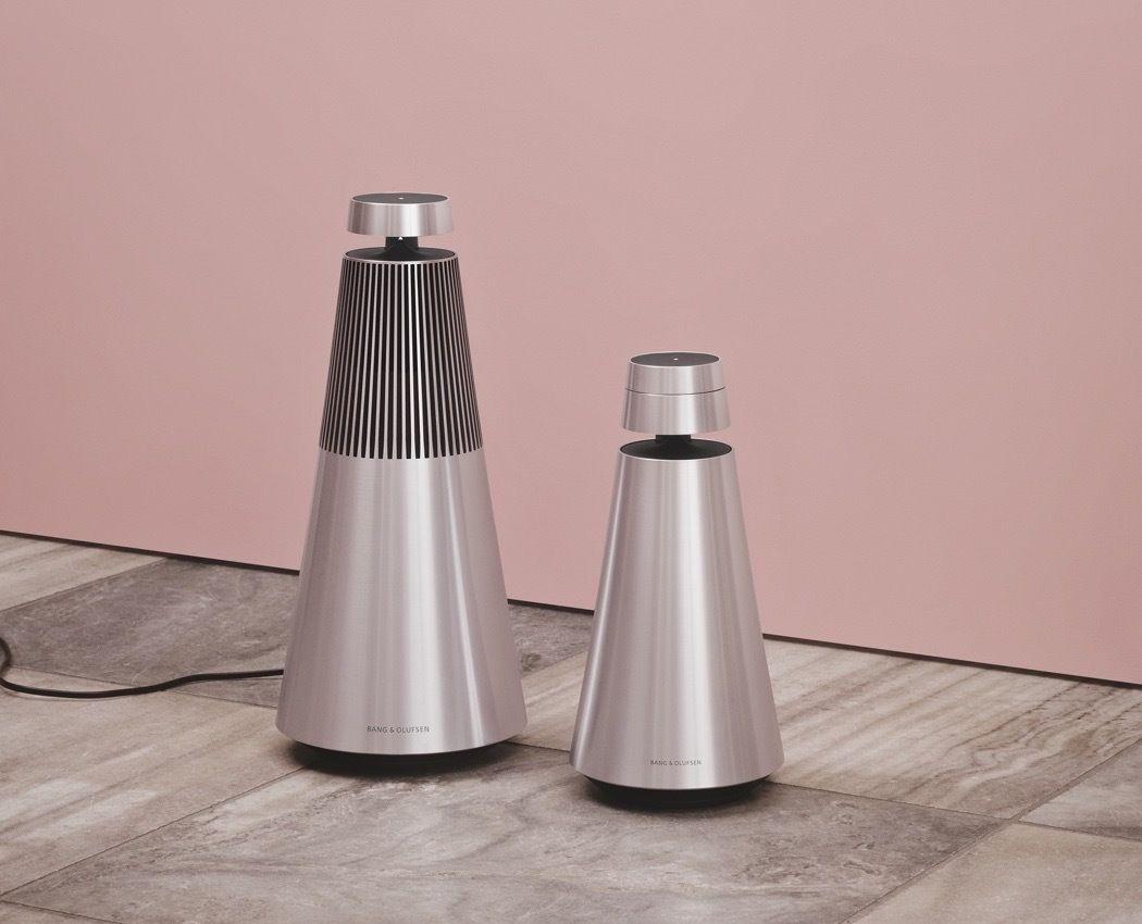 Bang & Olufsen predstavil nové, 360-stupňové reproduktory s podporou AirPlay