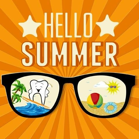 Best Dentist Near Me >> Have a great summer from Roc Dental! Roc Dental #rocdental | Dental pictures, Dental hygiene ...