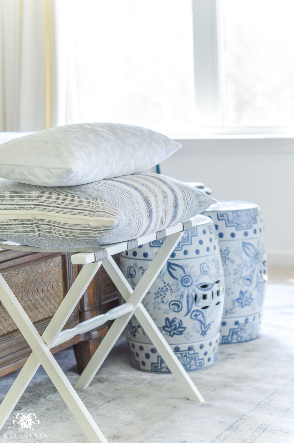 Guest Room Essentials- What every guest bedroom should have- gray ...