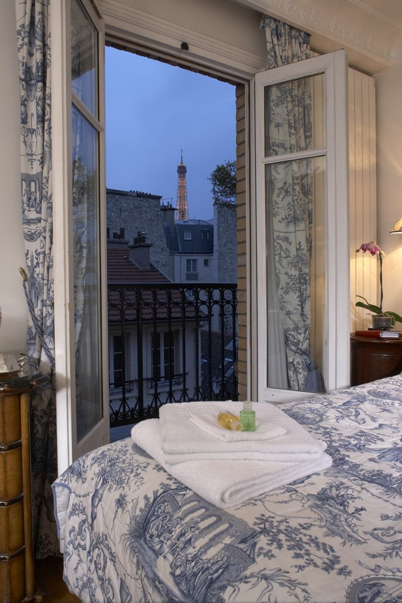 Hotel Gavarni Paris A Charming Located In The Passy Neighborhood Near Trocodero And Eiffel Tower