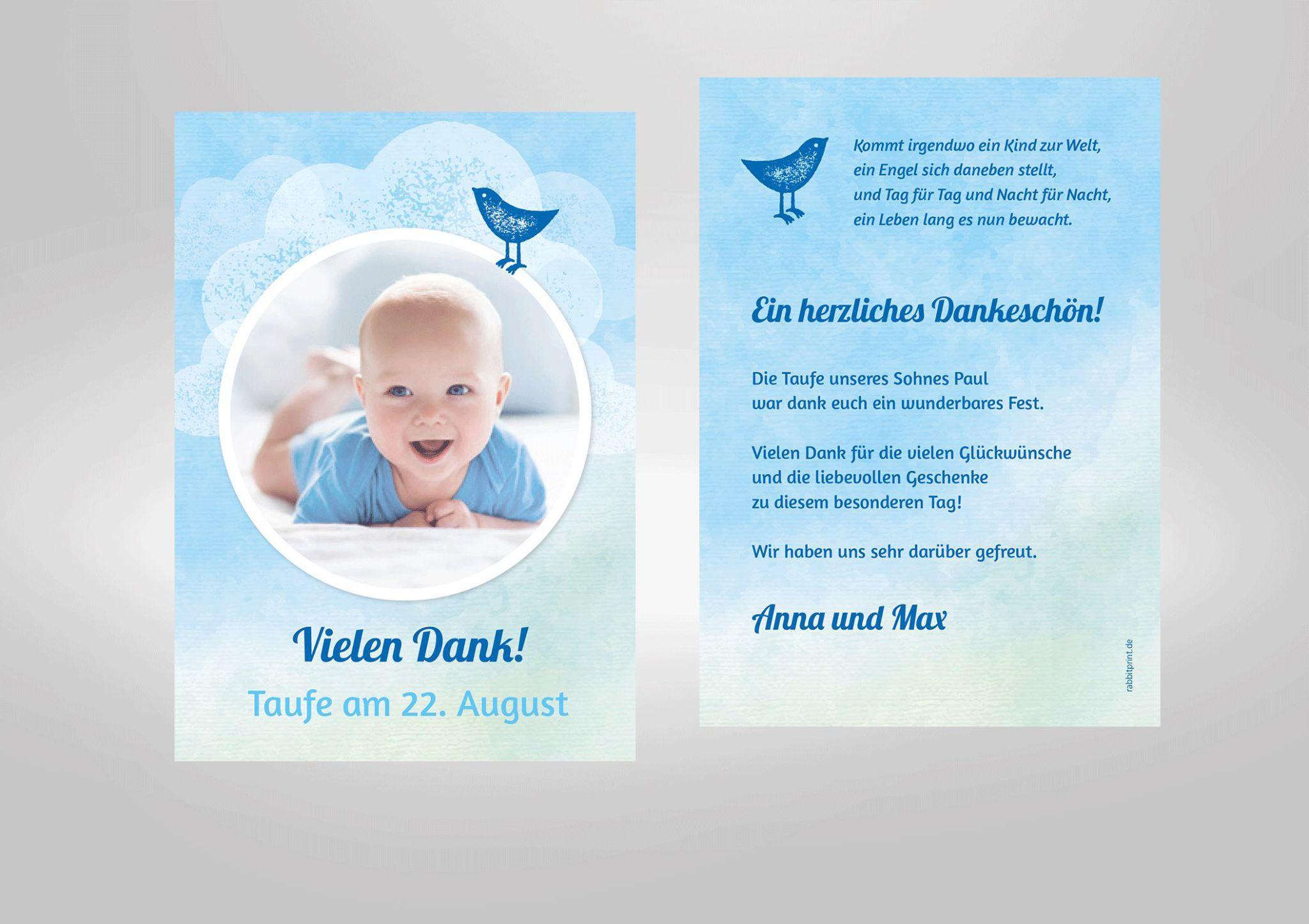 Dankeskarte Taufe Dankeskarten Taufe Gunstig Danksagung Karten Danksagung Karten Dankeskarten Taufe Danksagung Karten Dankeskarte Geburt