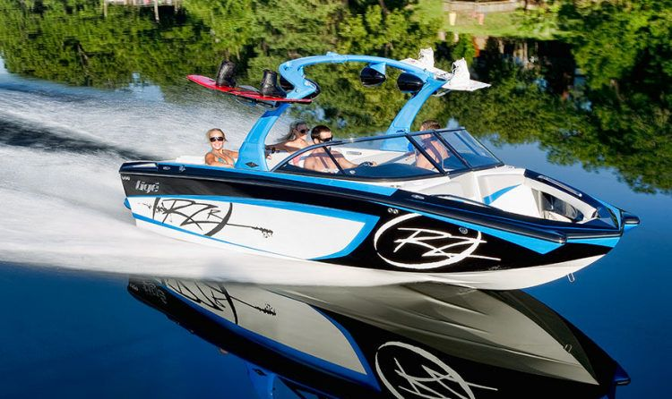Research 2012 Tige Boats Rzr On Iboats Com Wakeboard Boats Deck Boat Boat