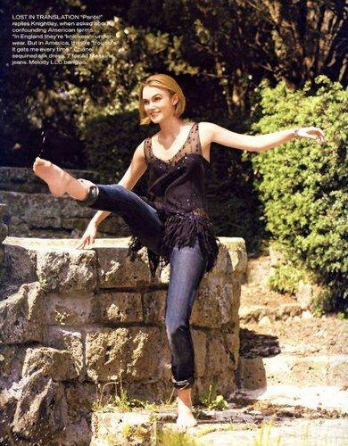 Keira Knightley - el álbum del Club de Fans