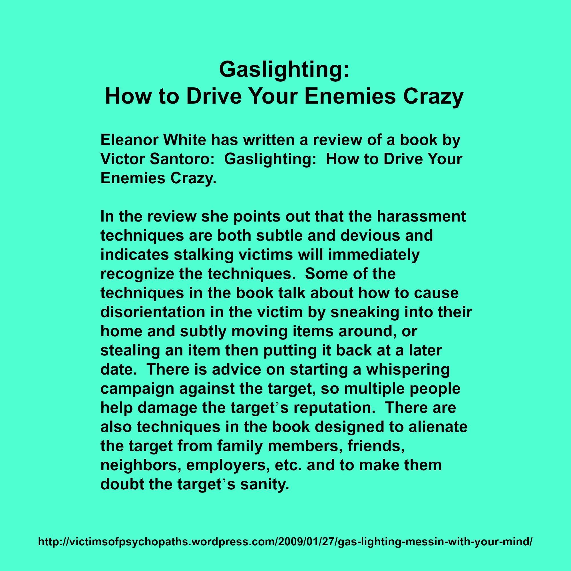 gaslighting - photo #21