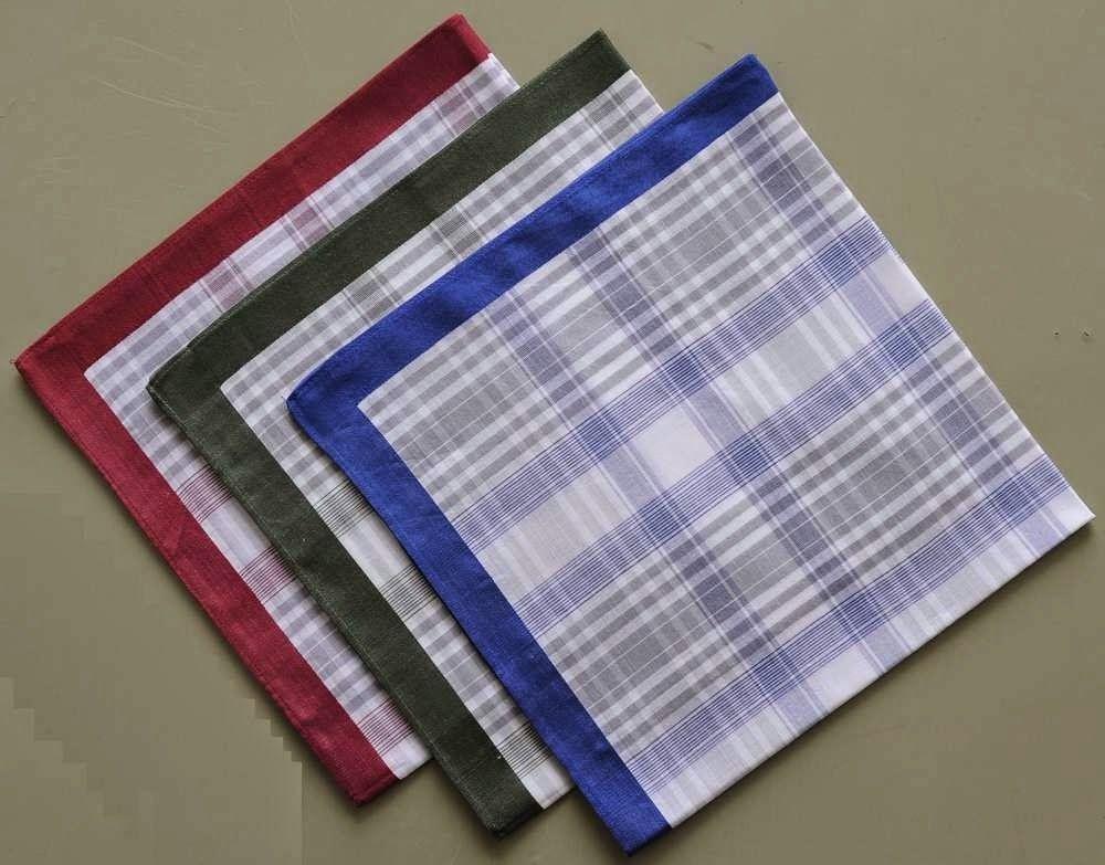 Lenços de Pano # Cloth Handkerchiefs