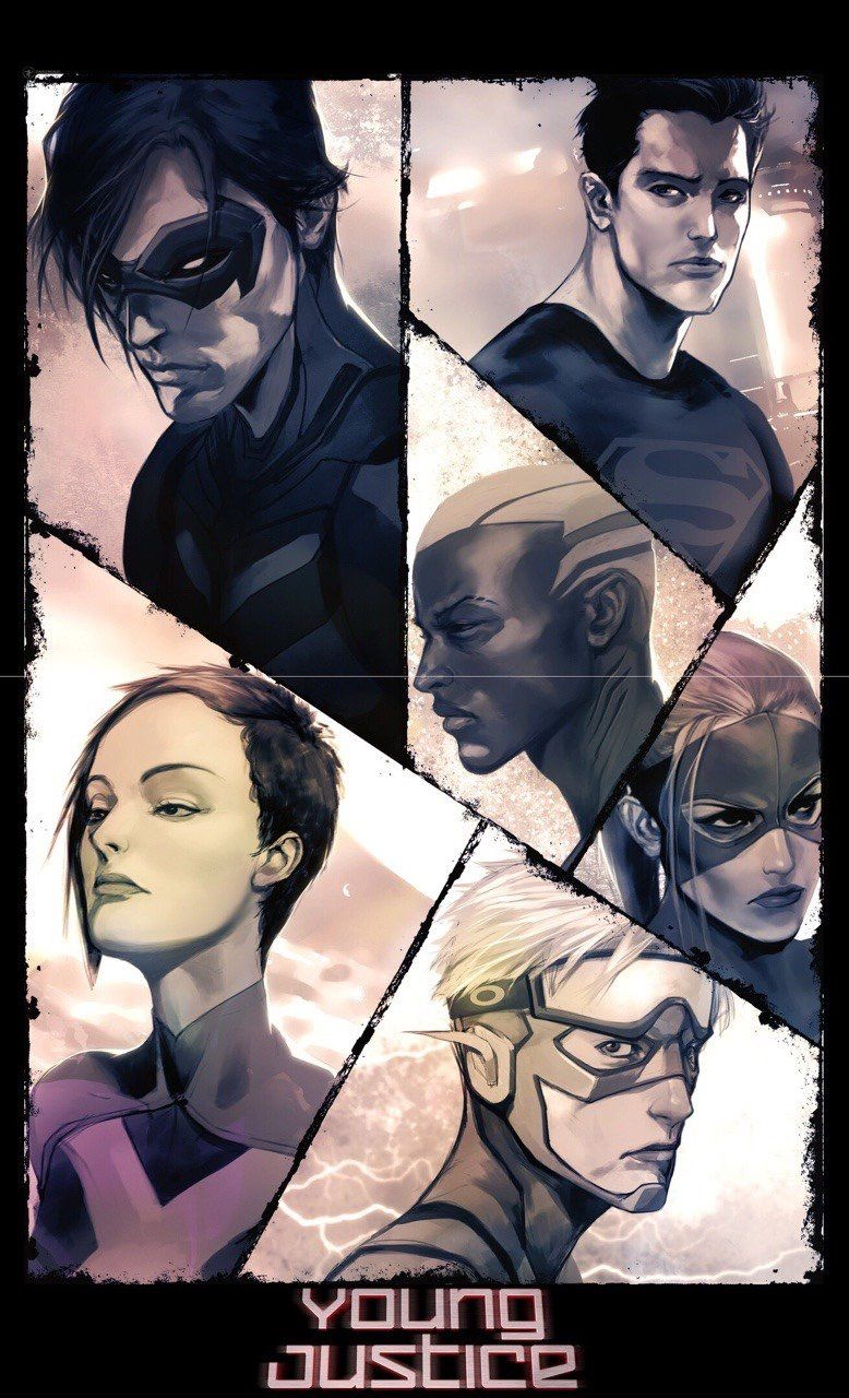 Pin By Eli On Dc Comics Nightwing Young Justice Young Justice Young Justice League