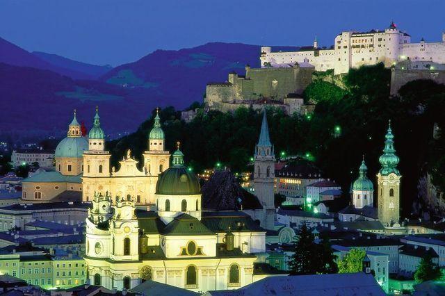 Salzburg Germany Austria Germany Berchesgaden