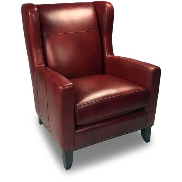 Smith Brothers Wingback Chair (With Images)