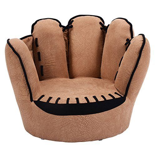 Costzon Kids Sofa Chair Finger Style Toddler Armchair Living Room Seat Children Pinterest And