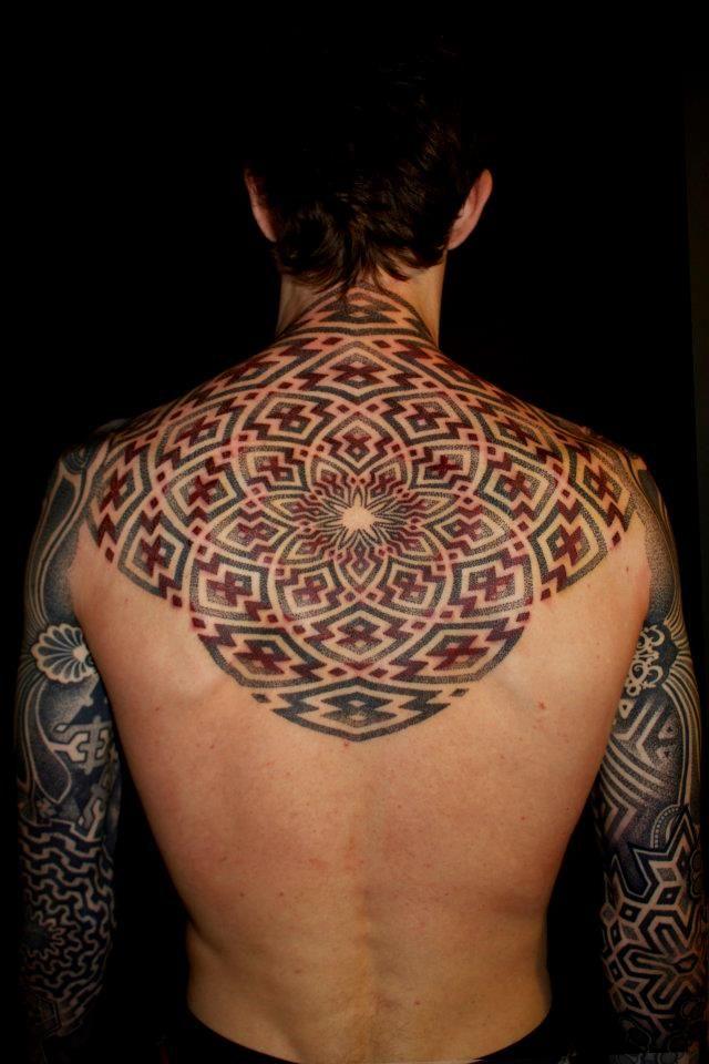 1393a1e8a Monster Eats Design Geometric Tribal Tattoo, Tribal Tattoo Designs, Henna  Designs, Skin Art