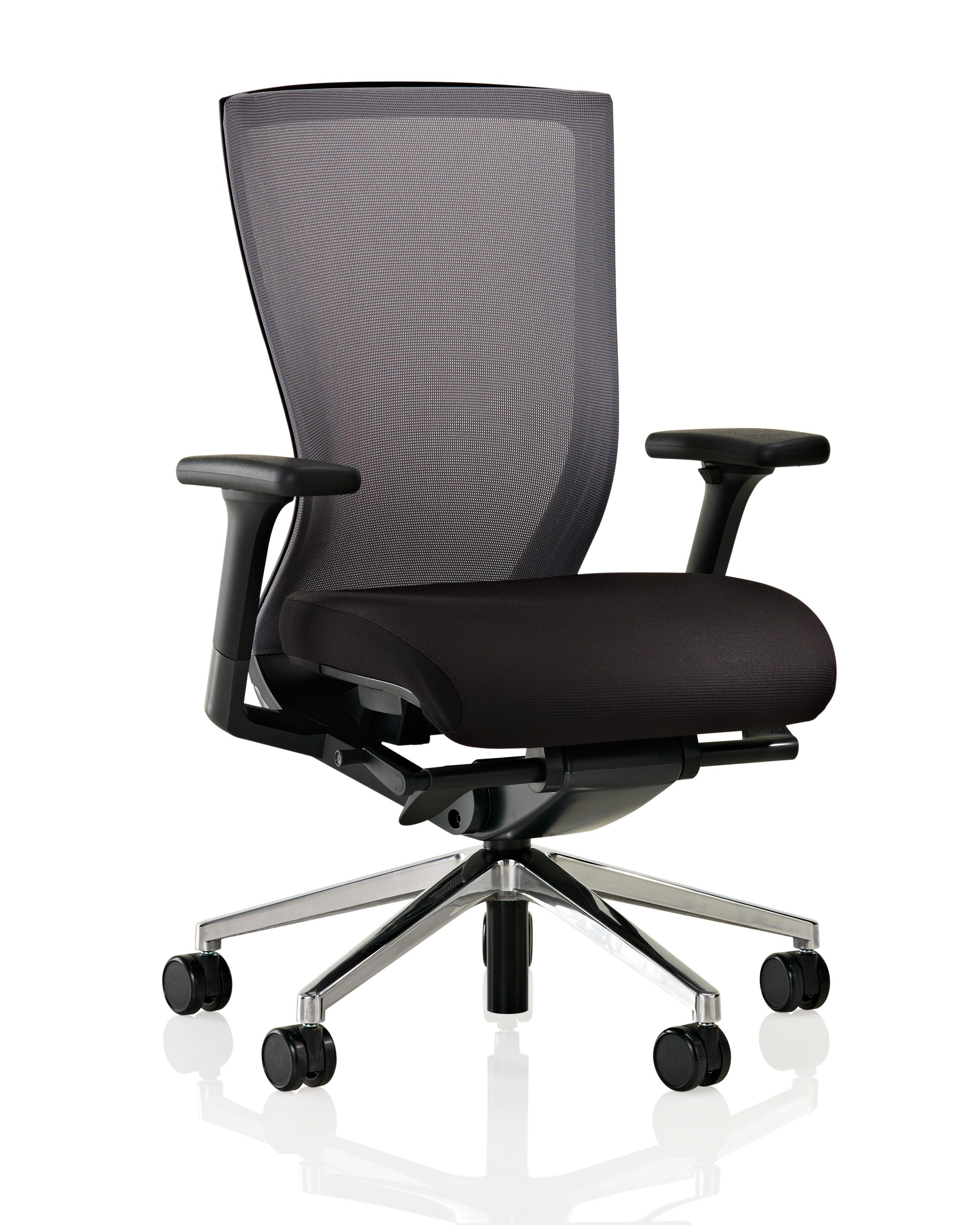 Altus Tm Ergonomic Task Chairs Target Constant Lumbar Support With Attention To Finish Detail