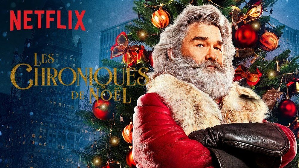 Petit top 5 de films de Noël Netflix, Netflix videos