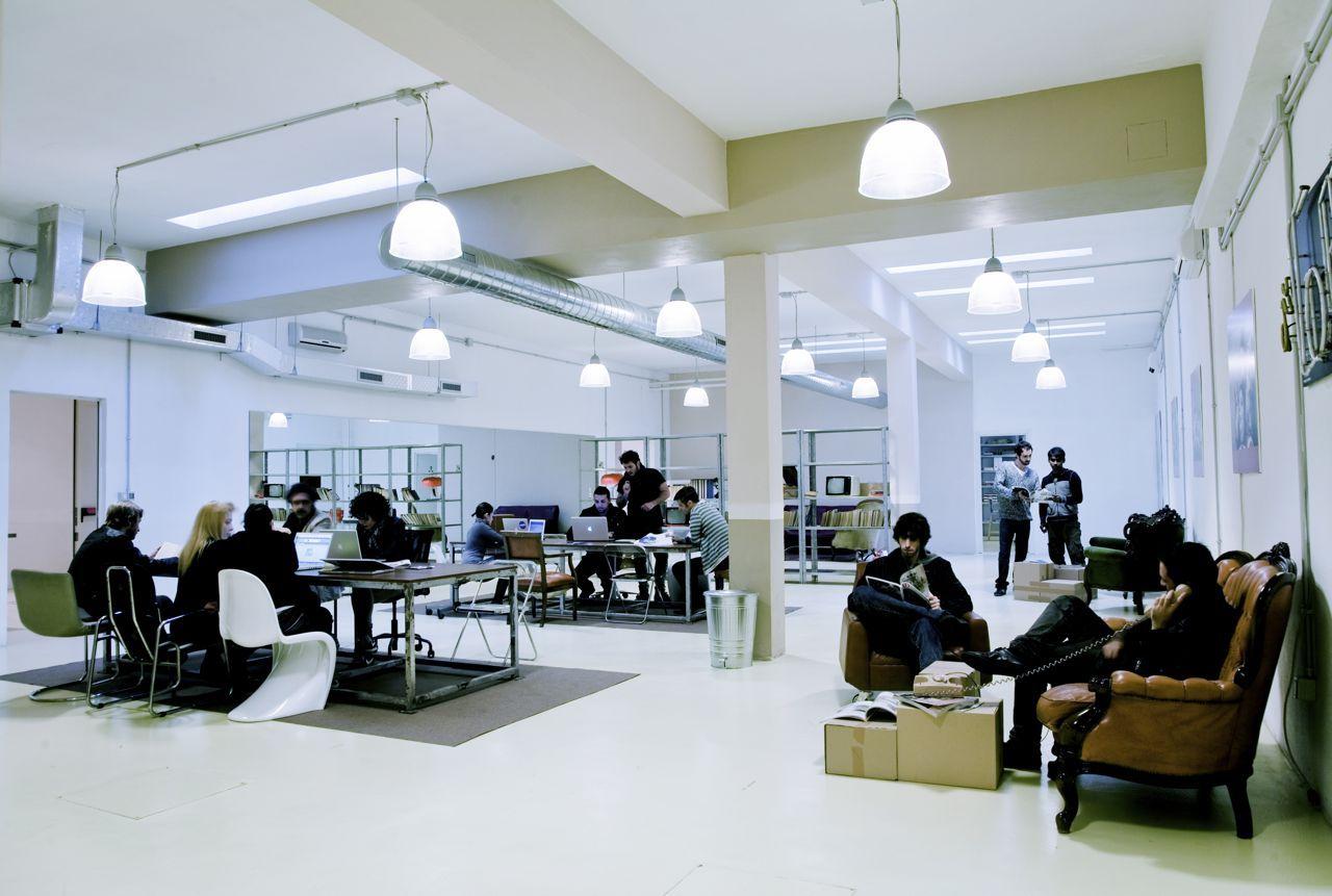 Fabricamos y distribuimos cortinas ac sticas para reas de trabajo en com n coworking cortinas - Oficinas de trabajo temporal ...