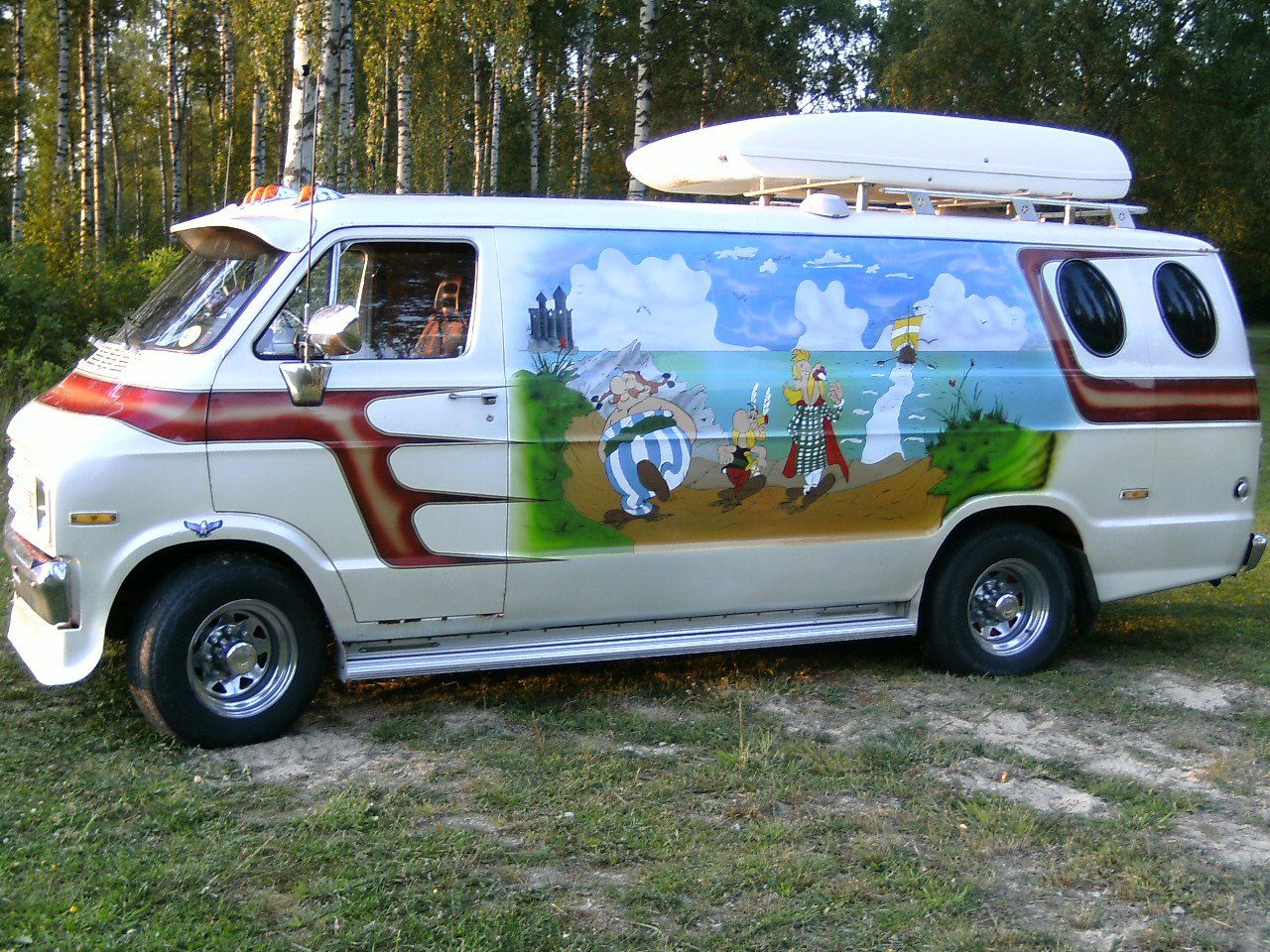 1963 ford econoline custom van as used in the cartoon films and shows vehicles pinterest custom vans ford and movie cars