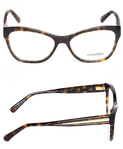 Chanel Frame 3307 Colour 714 Chanel optical, Chanel