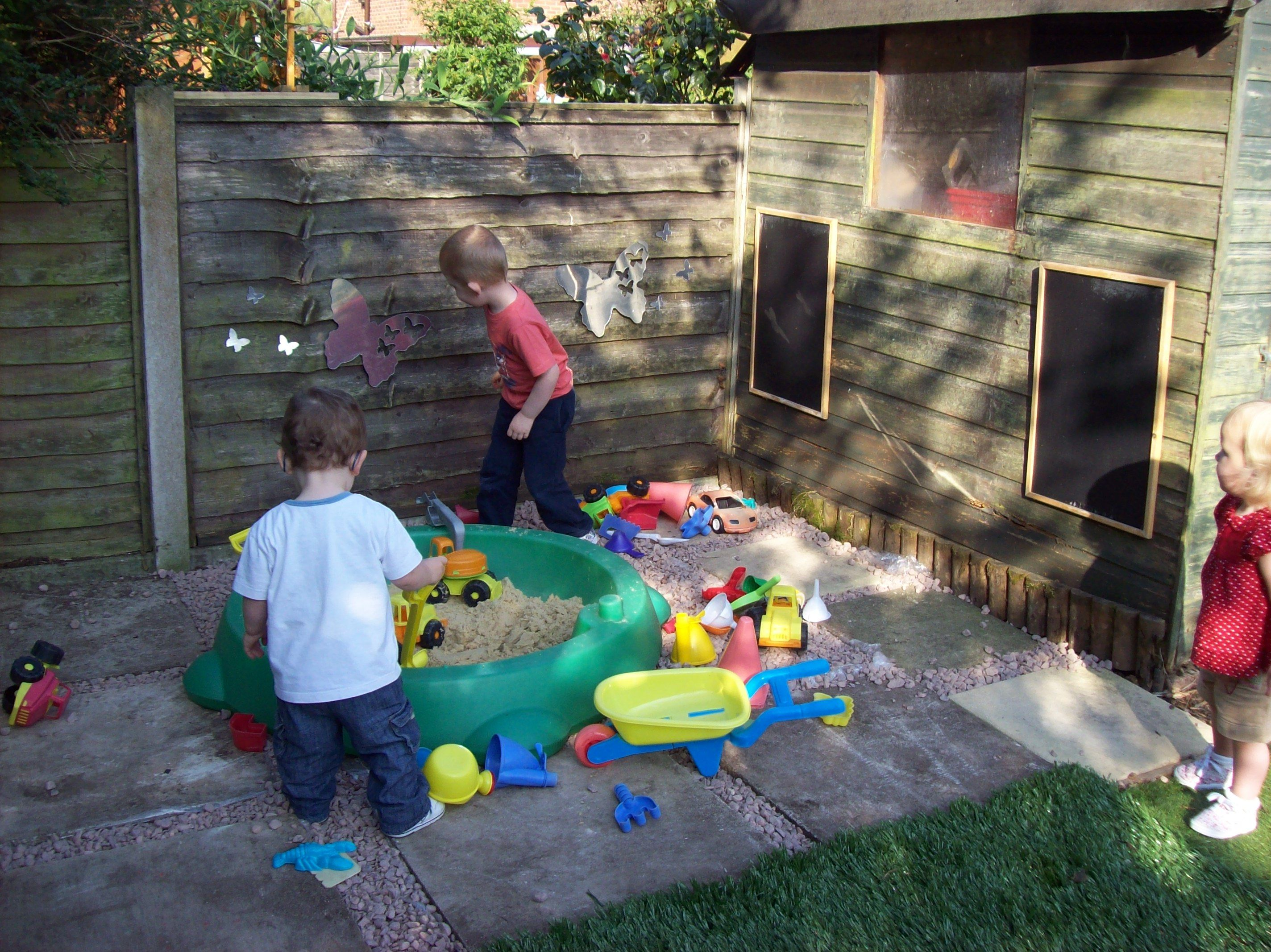 Fun Games Play Home Outside
