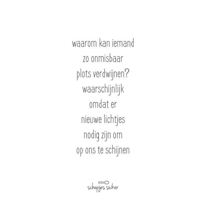 Citaten Over Afscheid Nemen : Gedichtje versje over afscheid nemen schepjes suiker