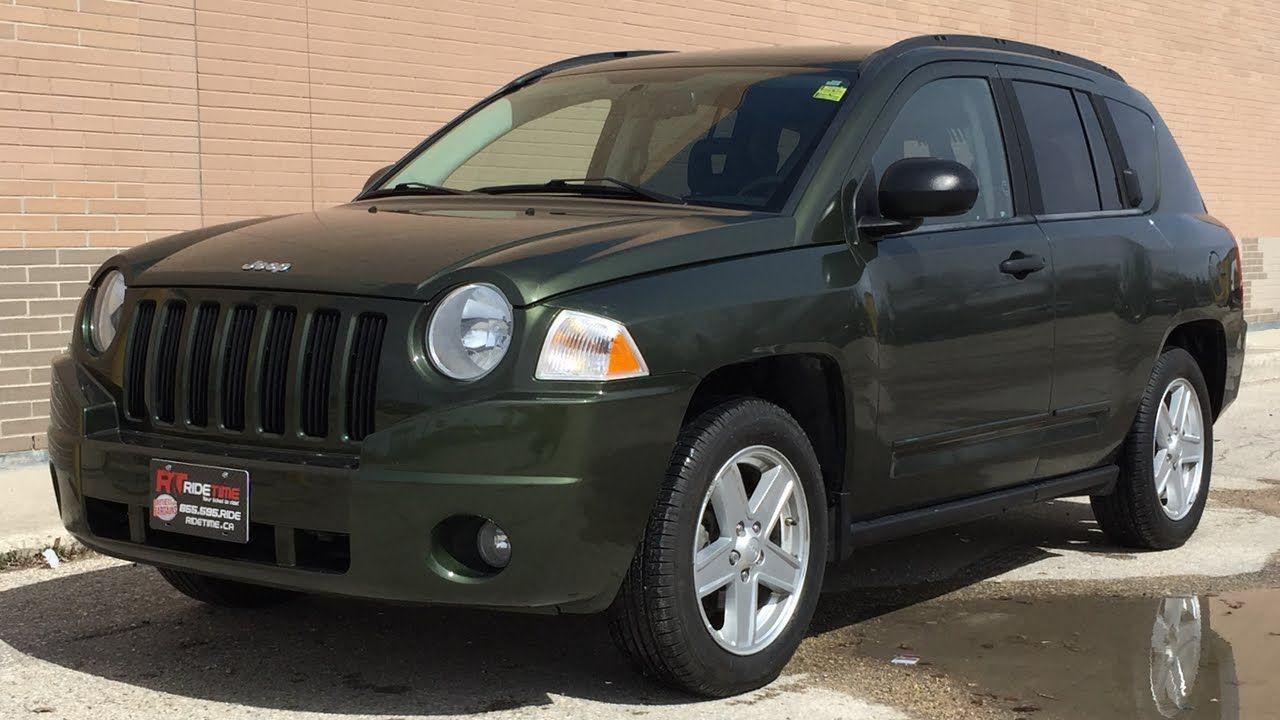 08 jeep compass problems