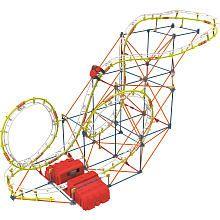 Knex Supernova Blast Roller Coaster Building Set Toys Coaster
