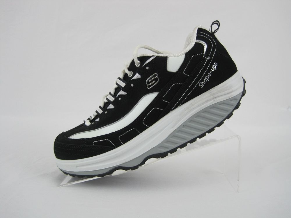 Skechers Women's Shape Ups Strength Fitness Walking Sneaker Size 9.5 SN11809