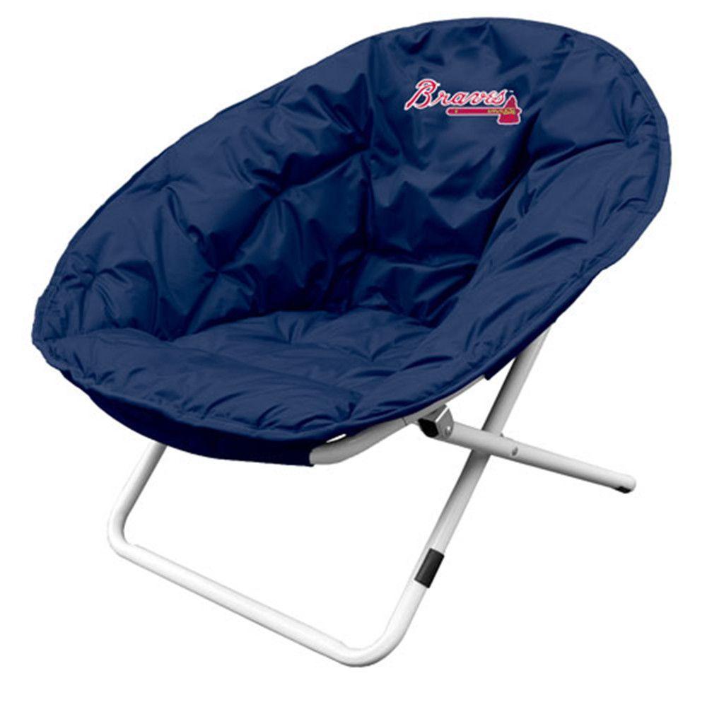 Atlanta Braves MLB Adult Sphere Chair
