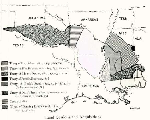 Chapter 16 The Choctaw Trail of Tears  Historical Links used in
