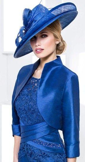 Kleider standesamt blau