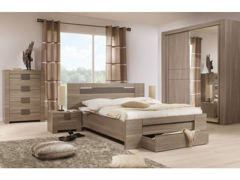 MOKA DORMITORIO u2013 Conforama Decor bedroom Pinterest Bedrooms