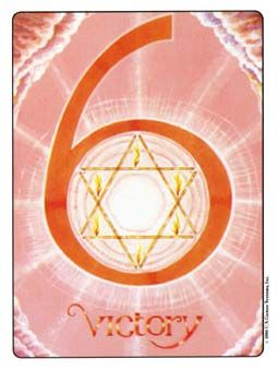 Image result for 6 of wands gill tarot