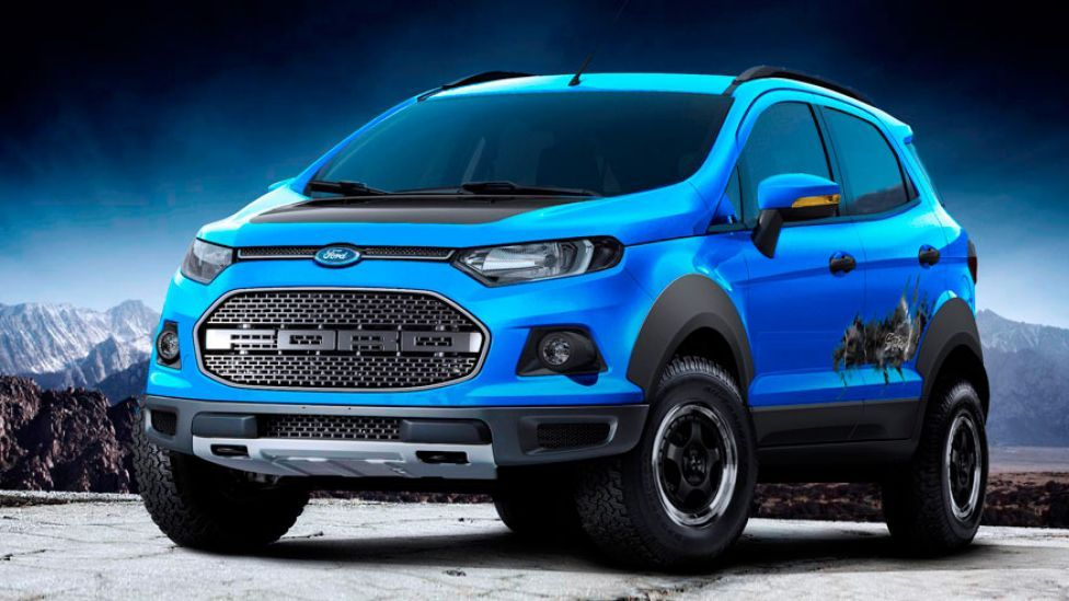 Lifestyle Ford Ecosport Car Ford Concept Cars