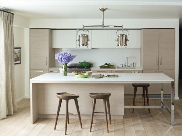 petit appartement design au cœur de manhattan | cuisine, recherche ... - Cuisine Amenagee Ouverte