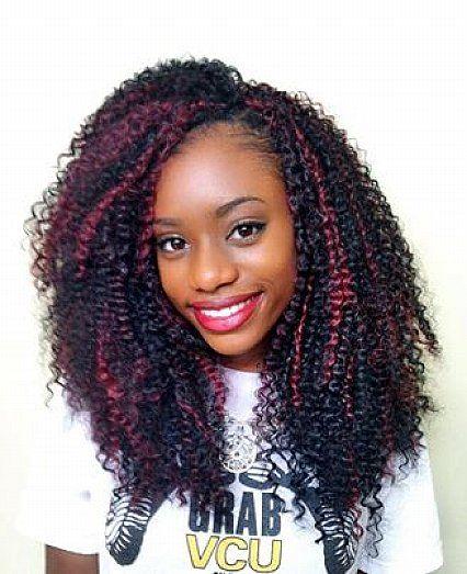 Natural Hairstyles For Medium Length Hair : Crochet braids hairstyles for medium and long length hair hair