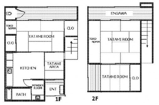 Nice Traditional Japanese House Floor Plan Minimalist Architect