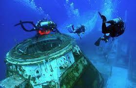 Ship Wrecks are pretty fun!