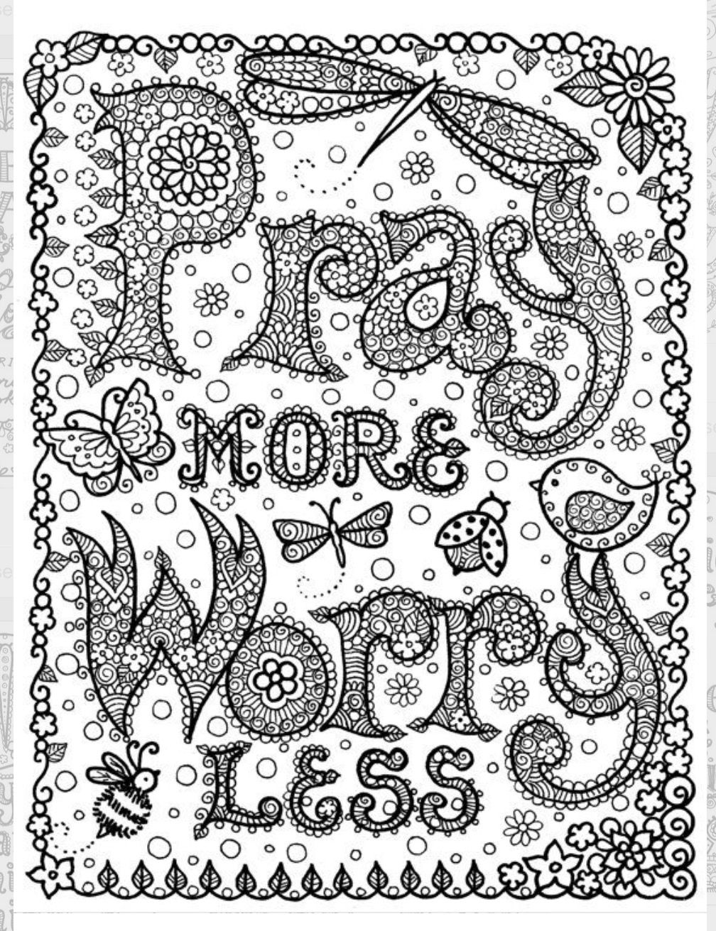Free printable detailed coloring pages - Idear From Christina Print This On Colored Or Patten Cardbord Paper And Fame It Will Look On A Wall Instant Download Coloring Page