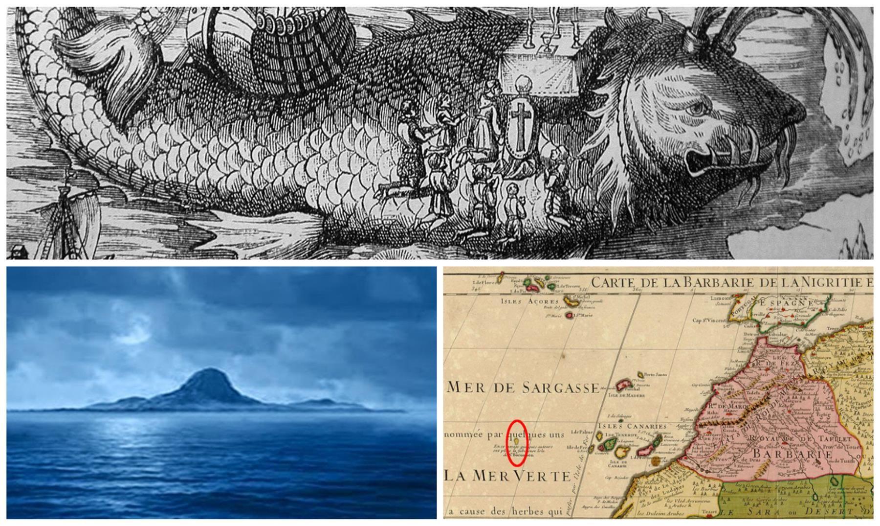 La Misteriosa Isla Que Aparece Y Desaparece San Borondón San Borondon Islas Misterioso