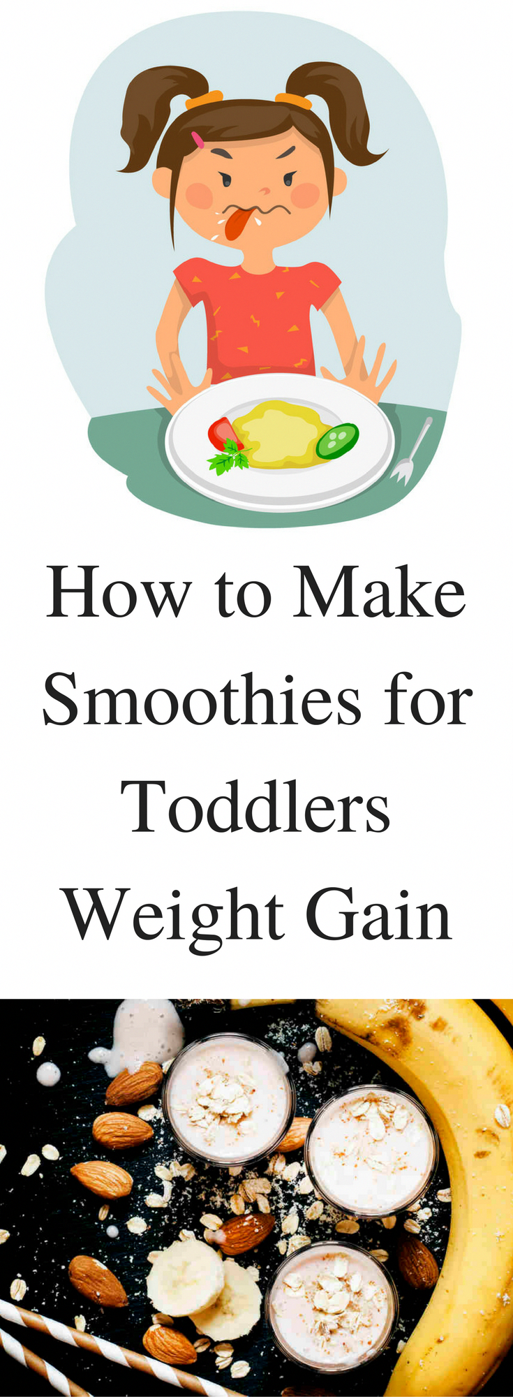 Healthy and Easy to Make Smoothies for Your Kids Gain